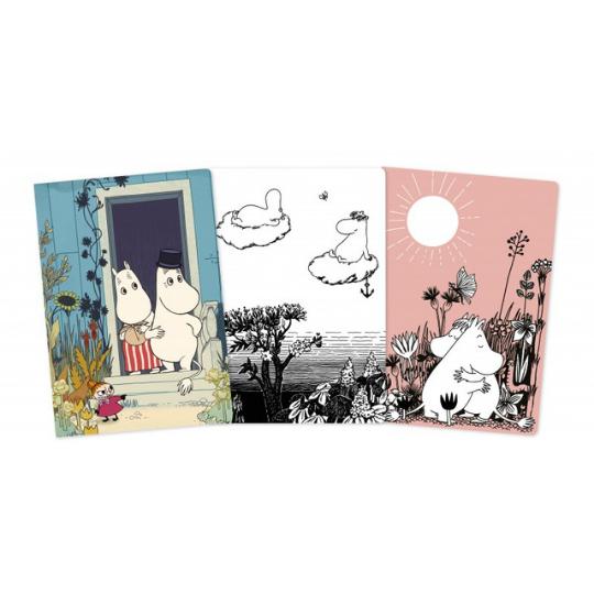 Moomin Midi Notebooks
