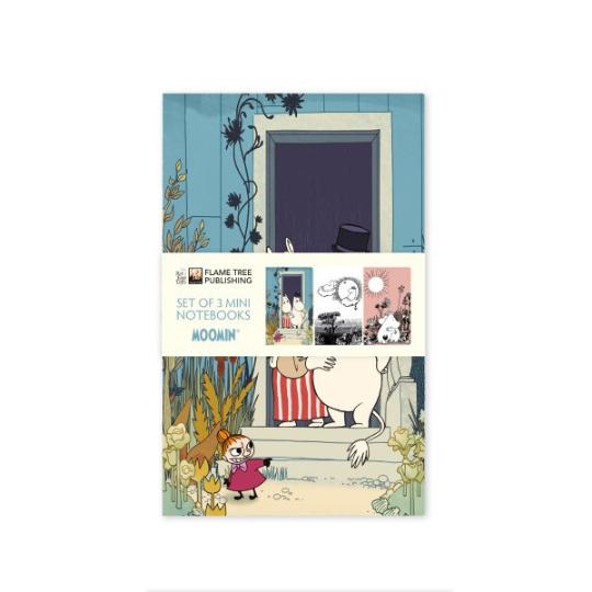 Moomin Mini Notebooks