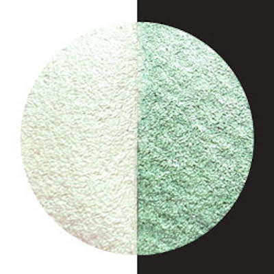Green Pearl Finetec Coliro Pearlcolor Refill