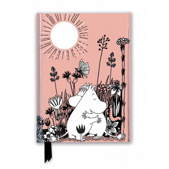 Moomin Love Foiled Journal A5