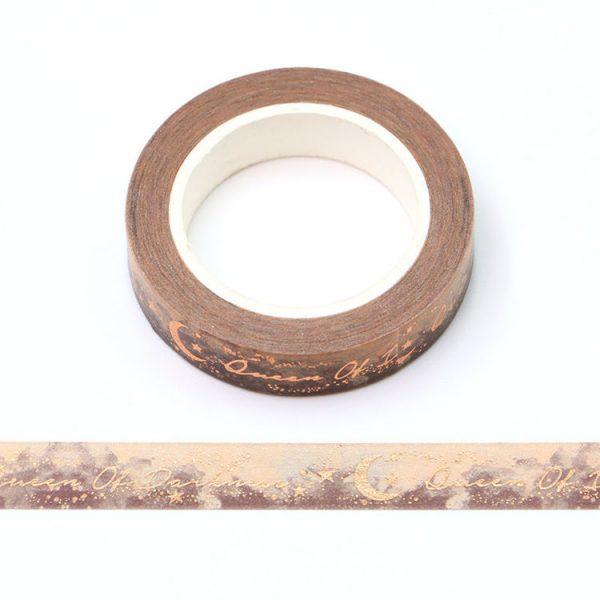 Copper Moon Washi Tape