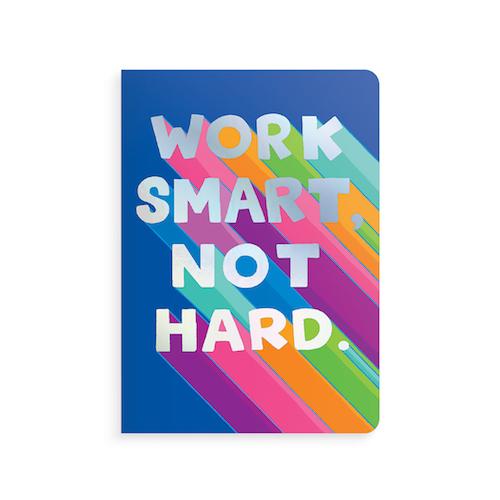 Jot-it! Notebook: Work Smart
