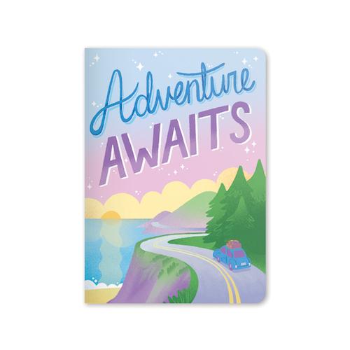 Jot-it! Notebook: Adventure Awaits