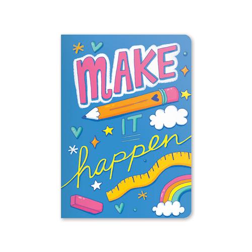 Jot-it! Notebook: Make it Happen