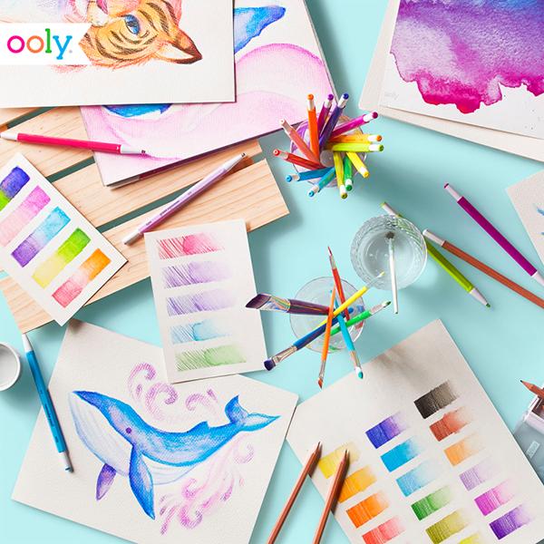 Chroma Blends Watercolour Pencil Refills