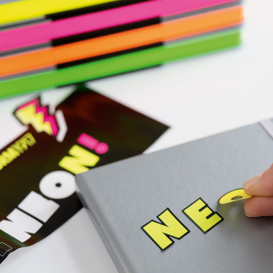NEON! Edition A5 Notebook