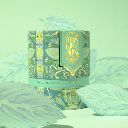 Ferris Wheel Press Ink - Morningside Mint 85ml