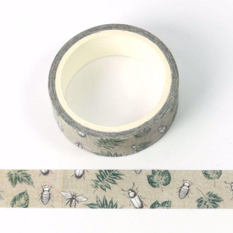 Vintage Bug Washi Tape