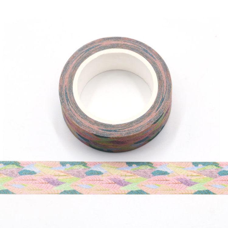 Muted Leaf Washi Tape