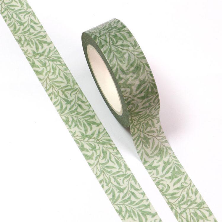 Vintage Leaf Washi Tape