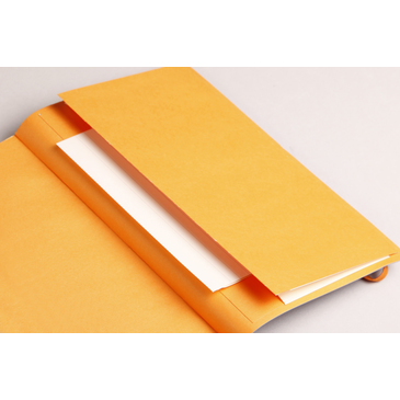 Rhodia Softcover Notebook A5 - Back Pocket