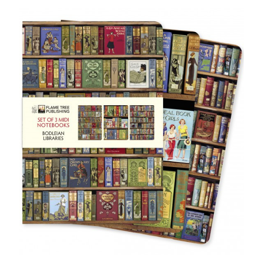 Bodleian Libraries Midi Notebook Collection
