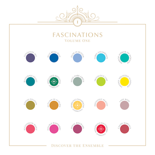The Box of Fascinations - Ink Charger Ensemble Vol. 1