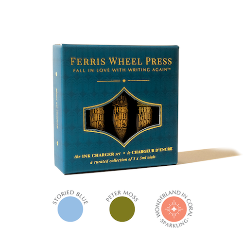 Ferris Wheel Press Ink Charger Set - The Bookshoppe Collection