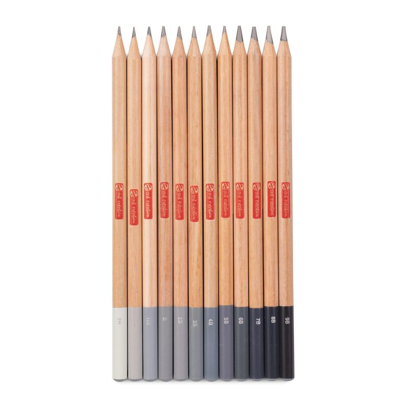 Graphite Pencils x12