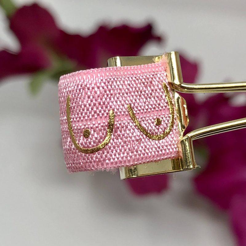 Boobie Pen Loops - Pink