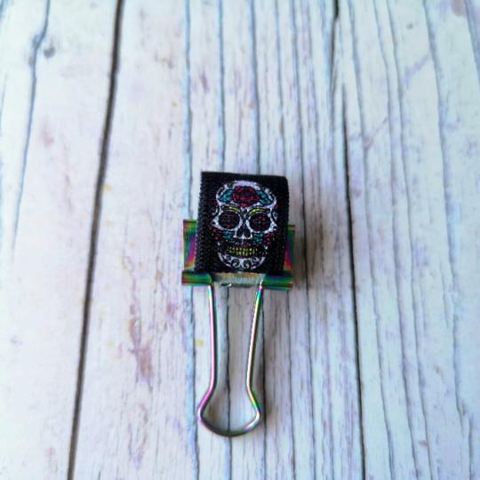 Sugar Skull Pen Loop