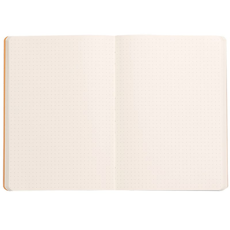 Rhodia Softcover Notebook A5 - Dotted