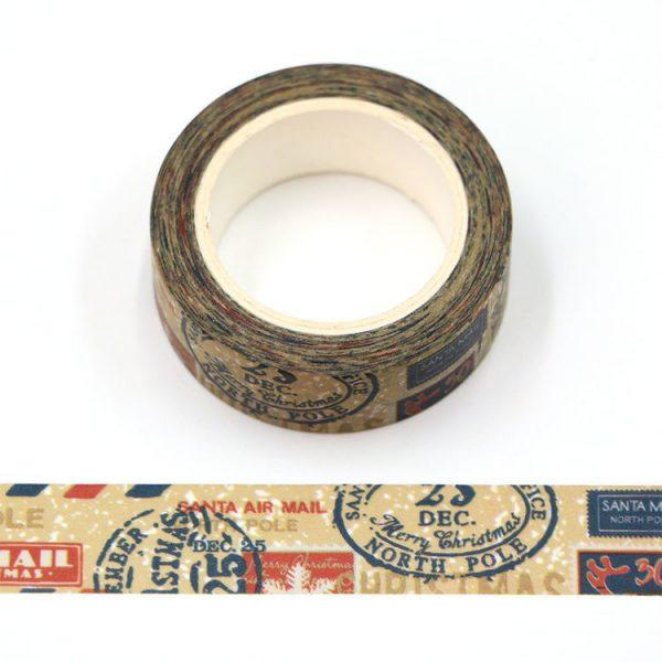 Vintage Christmas Washi Tape