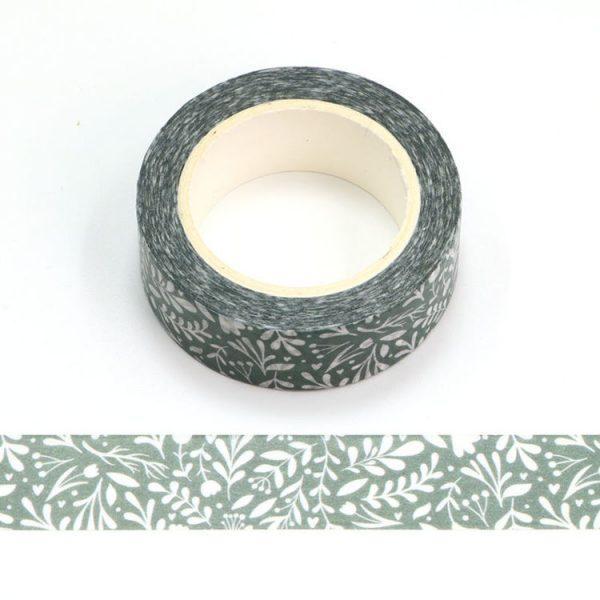 Nordic Leaf Washi Tape