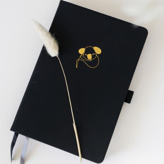 Koala A5 Dot Grid Journal